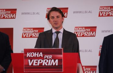 Albanian opposition MP attacked for defying party's directives