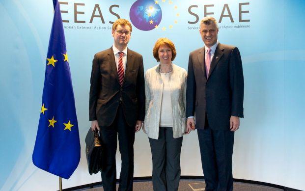 Belgrade officially refutes deal with Kosovo