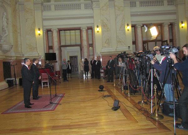 FYROM Assembly Speaker: Skopje and Belgrade deserve to begin EU membership negotiations as soon as possible
