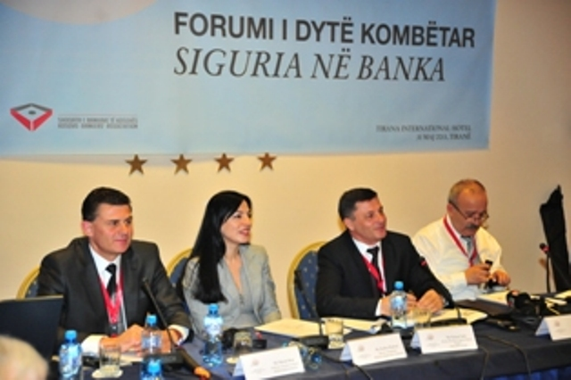 Private banks in Albania require higher security and police cooperation