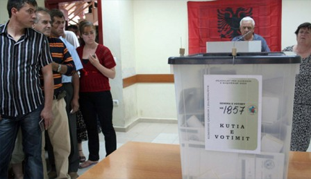 President Nishani decrees the election date for several communes