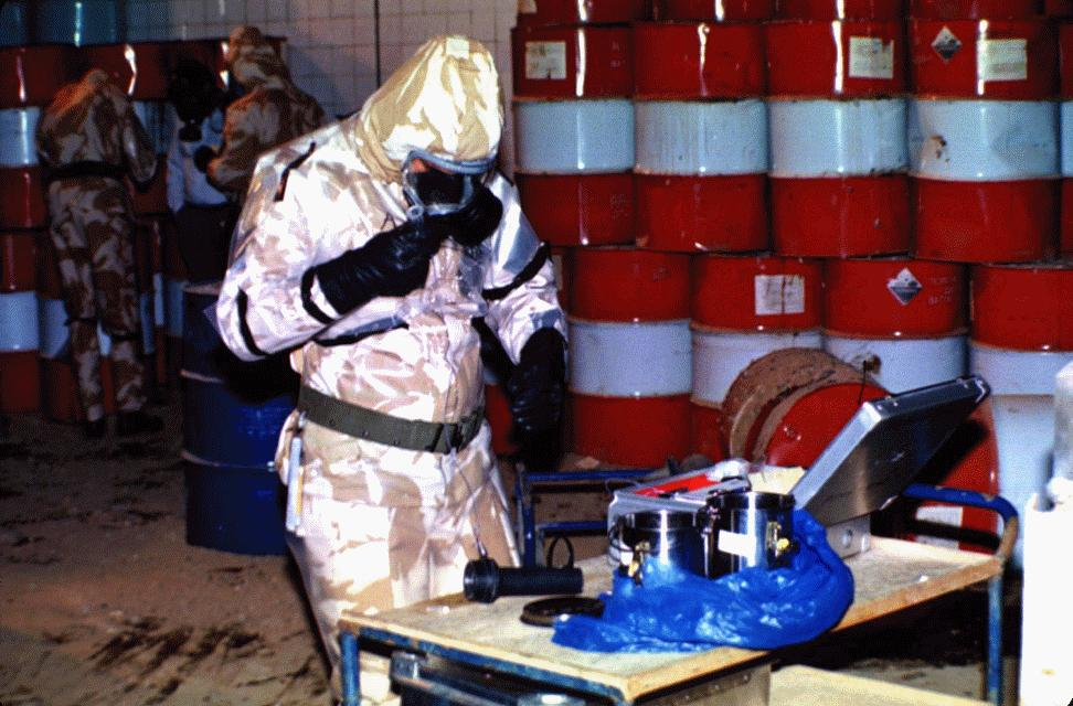 Chemical weapons found in Turkey – Police on high alert over possible terrorist attack
