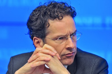 Dijsselbloem to meet with Greek FM in Athens on Friday