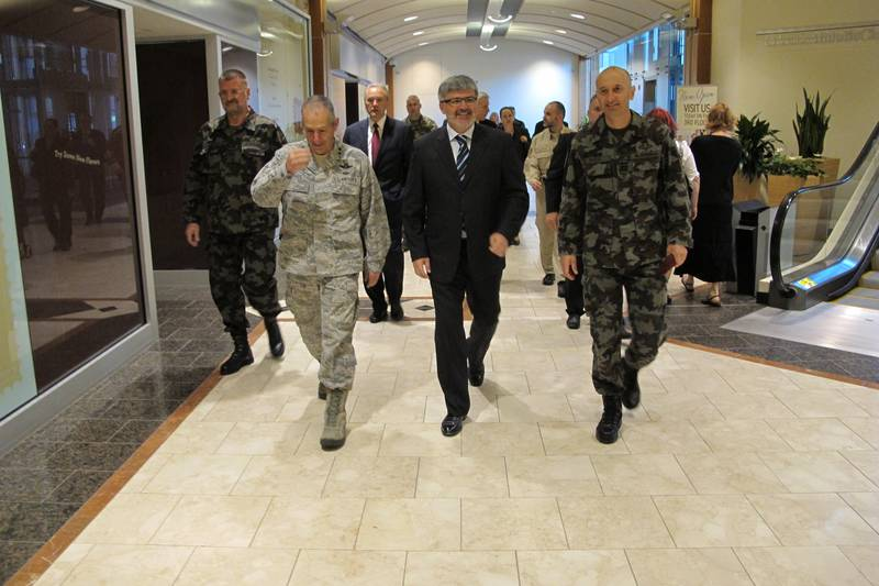 Slo Army and Colorado National Guard to Cooperate in Kosovo