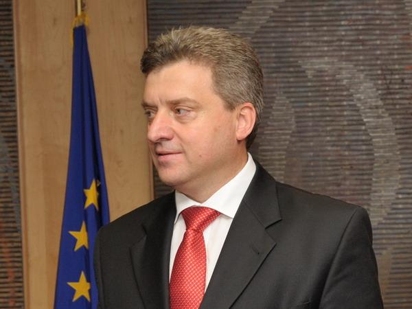 President Ivanov cancels the proceedings of Ohrid Summit