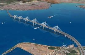 Third Bosporus Bridge foundations laid today