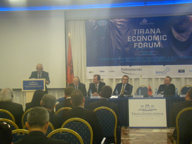 Albania plans to build thermal power stations which will use natural gas