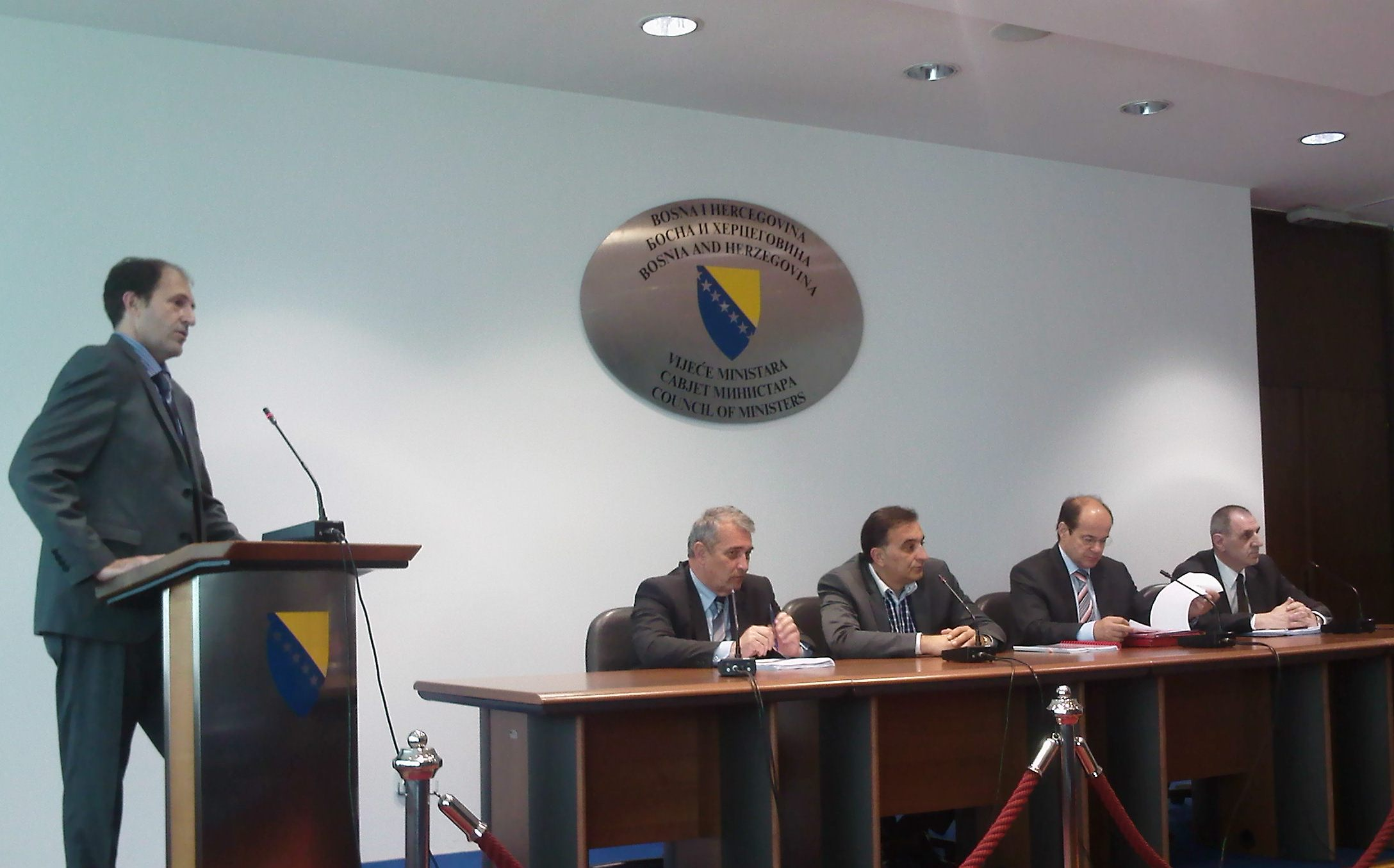 Commission for Refugees and Displaced Peoples in BiH Consider Implementation of Project by Municipalities for Two Funds