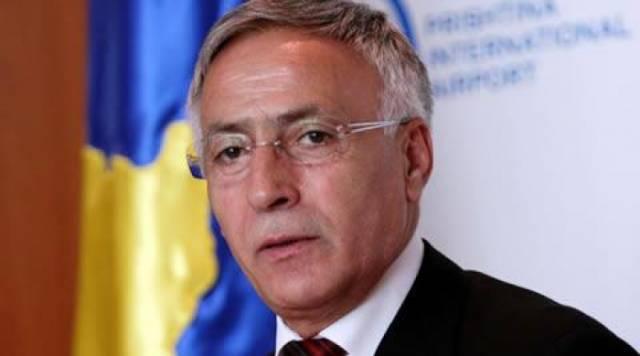 Speaker of Parliament Krasniqi reacts against the arrests for war crimes