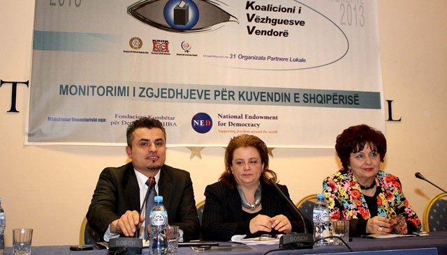 Local Observers publishes the second report for the electoral process