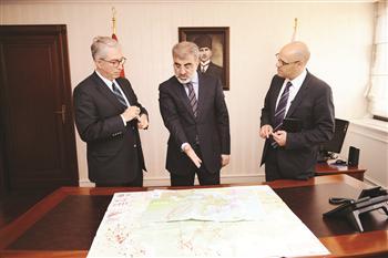 Turkey offers pipelines to Cyprus, Israel, Iraq