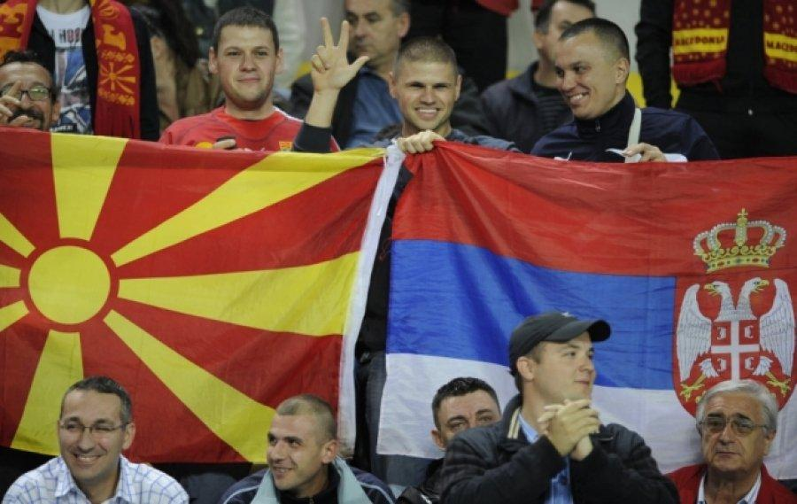 FYR Macedonians love Serbia and hate Albania