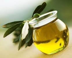 How to serve the olive oil?