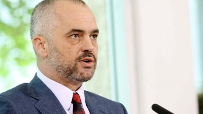 Leader of the Socialist Party: Albania has been crippled
