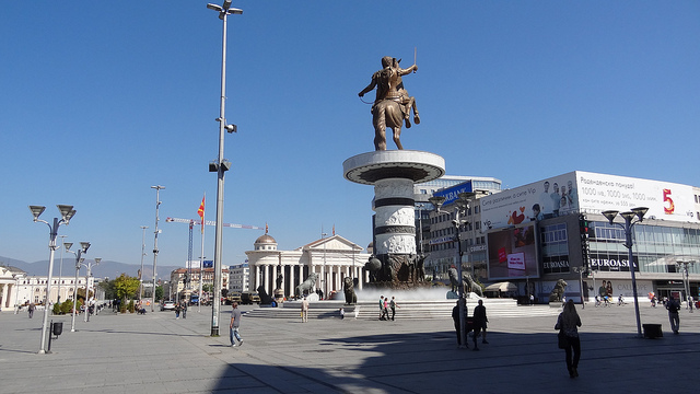 Religious intolerance exists in FYR Macedonia