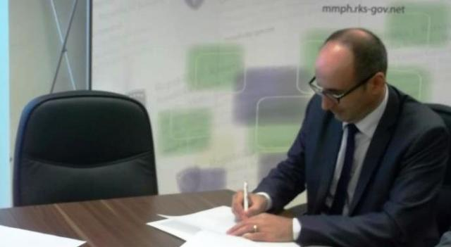 Vice Minister of Environment resigns