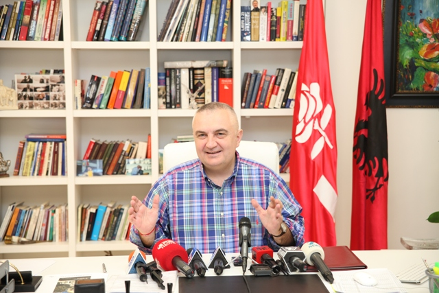Leader of the Socialist Movement for Integration: My objective is the victory of the left wing
