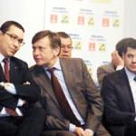 Ponta and Antonescu make peace: USL not breaking up