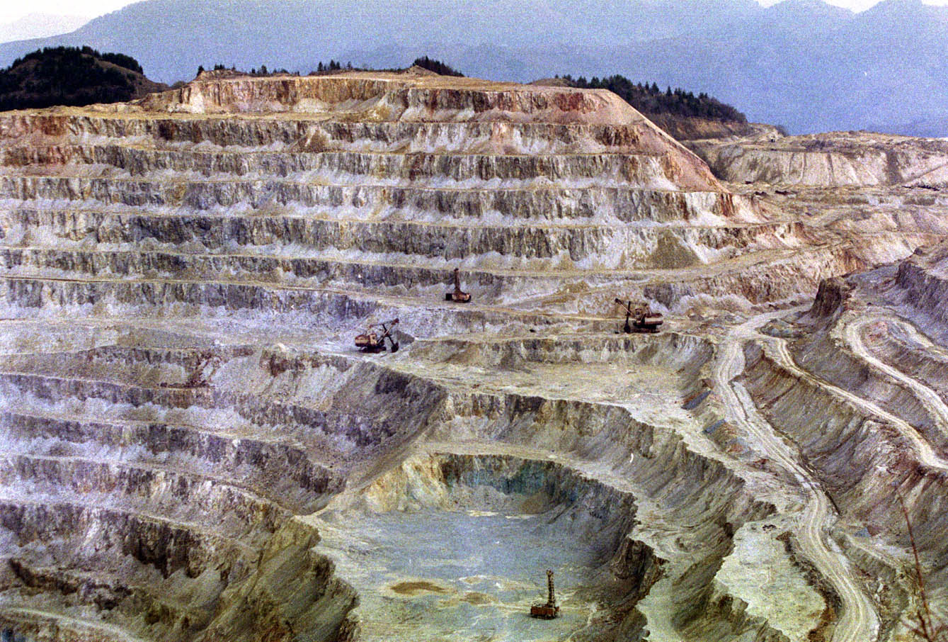 European Minerals Day, celebrated in Rosia Montana
