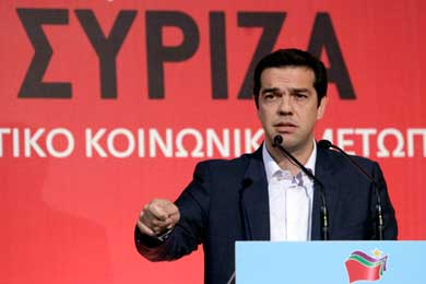 New Democracy, SYRIZA trade barbs over how to tackle Golden Dawn
