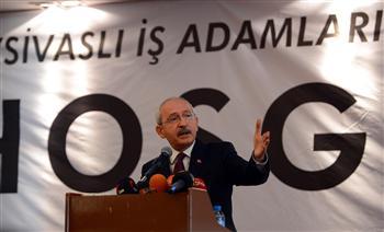 Main opposition leader 'glad' Turkish PM wants to sue him over al-Assad comparison