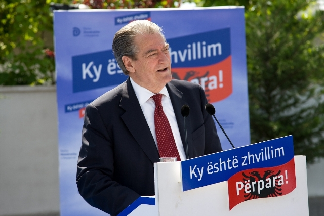 Premier Berisha launches strong accusations against the leader of the SP