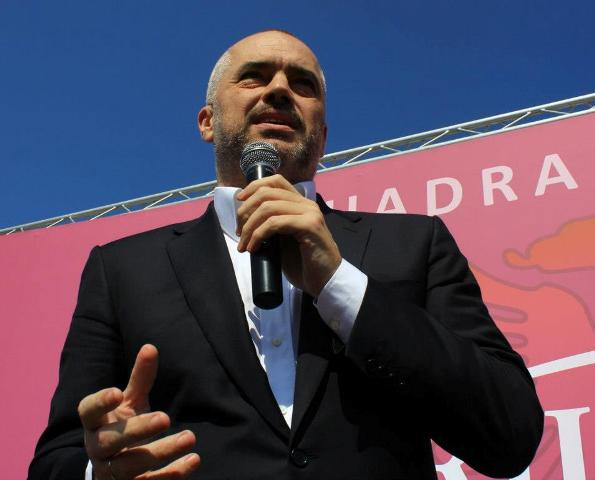 Leader of the Socialist Party to present his candidacy in the constituency of Vlore tomorrow