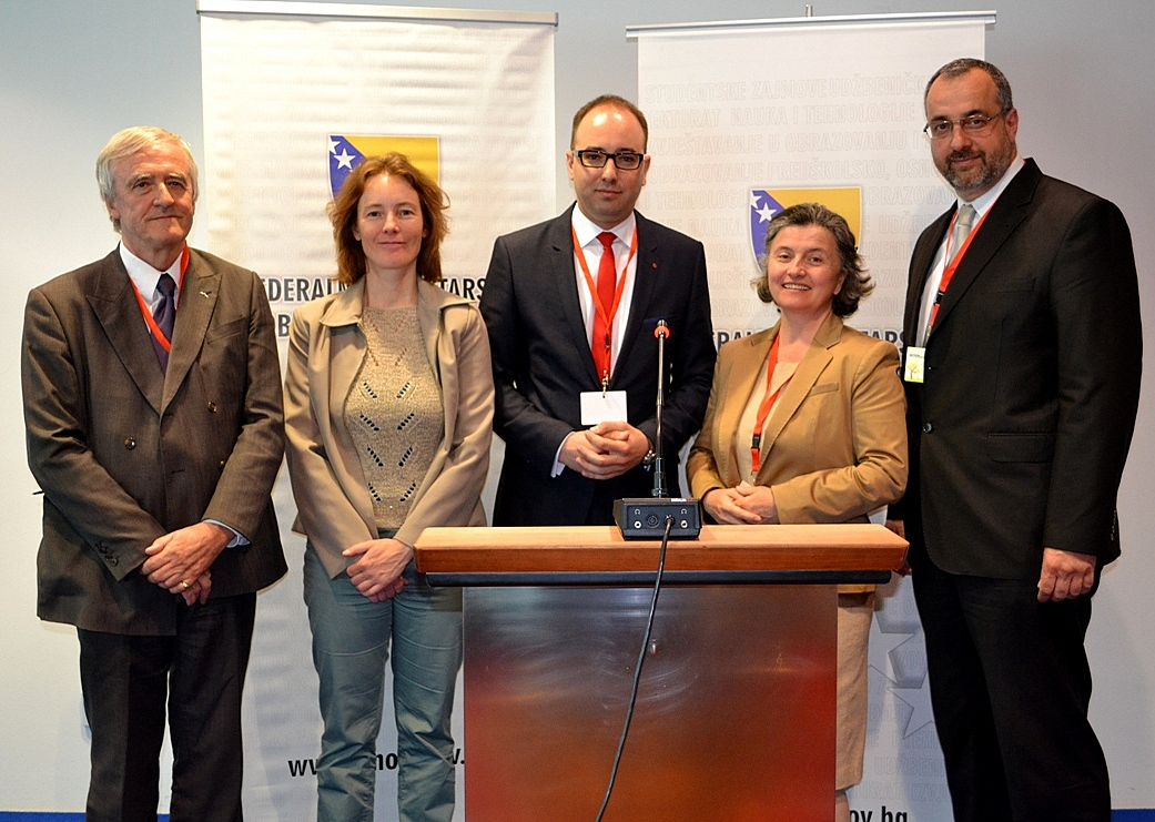 First International Conference on Preschool Education Organized by the Federal Ministry of Education and Science in Sarajevo