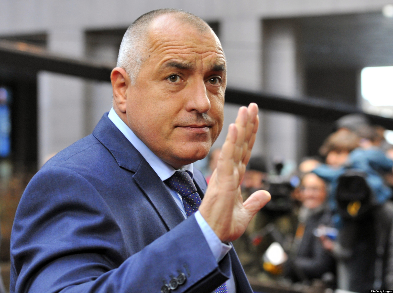 Bulgaria's former ruling proclaims victory in election, but heads for opposition
