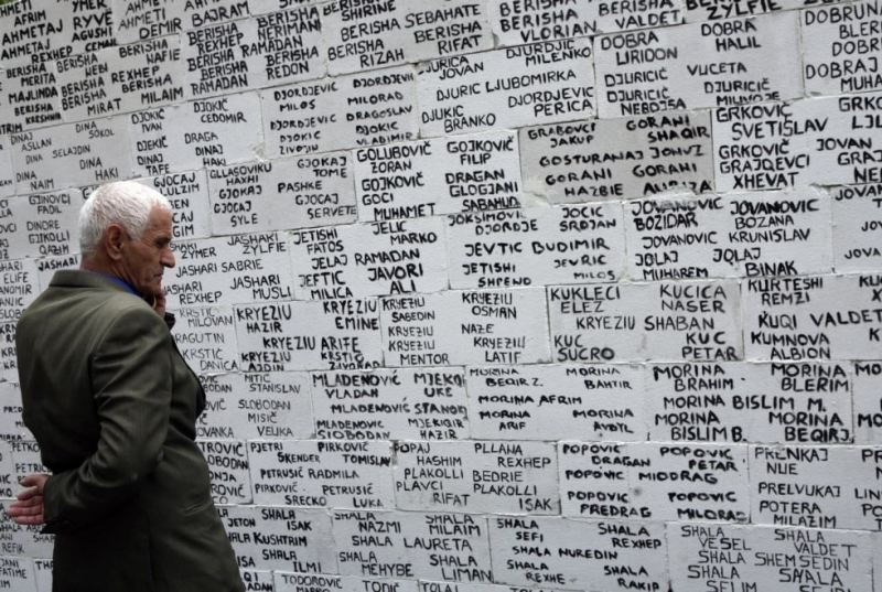 Official figures for deaths during the War in Kosovo published for the first time