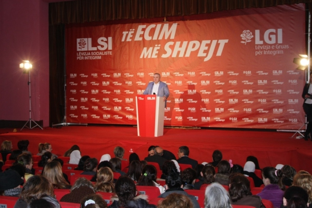 Leader of the Socialist Movement for Integration accuses the government of the lack of funds