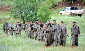 First group of withdrawing PKK militants arrives in northern Iraq
