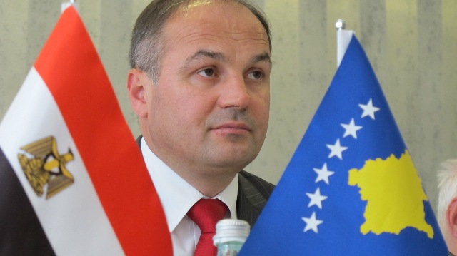 Kosovo Foreign Minister hails the recognition of Kosovo by Egypt