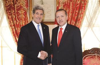 PM Erdoğan to get Syria briefing from Pentagon