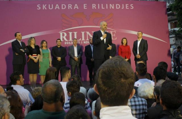 Leader of the Socialist Party confident on a victory in the upcoming elections