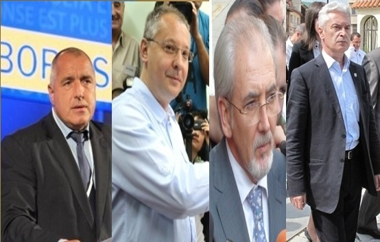 Bulgaria's 2013 elections: Borissov's GERB 31.7 %, socialists 27.1 % – exit poll