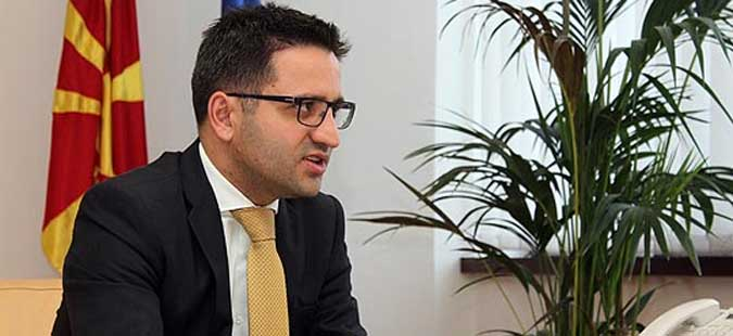 Minister for European Integration in FYROM says that there's no dualism in the government between VMRO-DPMNE and BDI