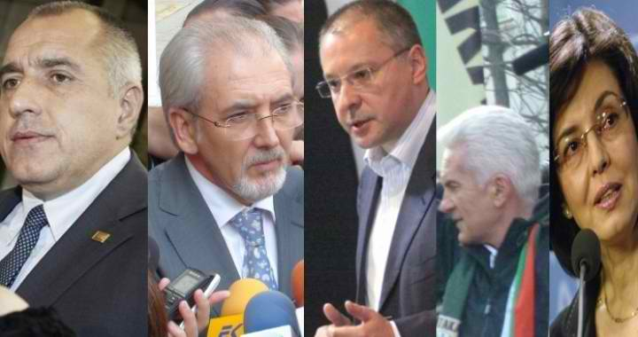 Bulgaria's 2013 elections: Profiles of parties and players