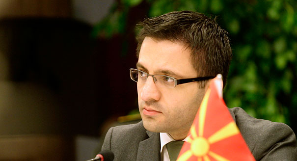 Besimi: Integration in the EU is the objective of all political parties in FYRO Macedonia