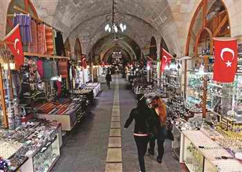 Gaziantep resists time, keeps alive its history