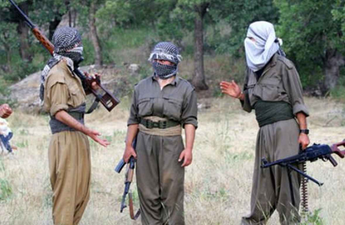 Today begins the withdrawal of PKK rebels from Southeast Turkey