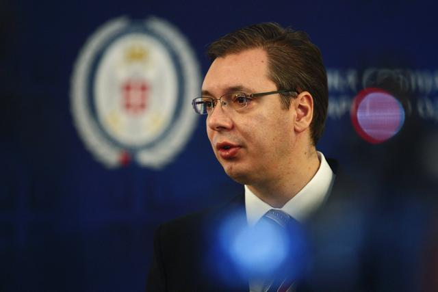 Vucic to visit the north of Kosovo on May 12