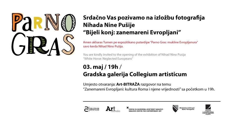 Photo-Exhibition By Art Photographer Nihad Nino Pušija on Display at Collegium Artisticum Gallery in Sarajevo Until 21 May