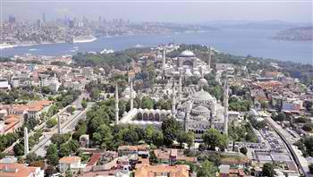Istanbul gets more tourists each year