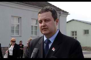 Dacic: Support for Serbia getting a talks date