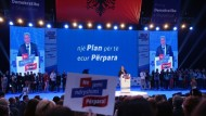 Berisha: The victory of the DP is in the hands of the Albanian women and girls