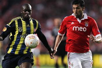 Fenerbahçe stops short on brink of European final after 3-1 defeat against Benfica