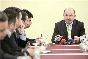 Ruling AKP's Çelik warns of peace bid provocation