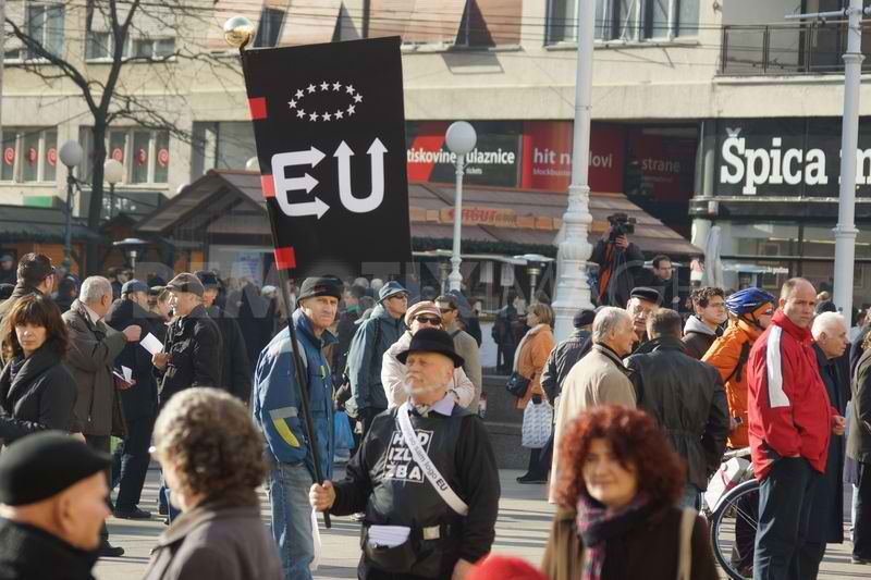 «Change the direction» – the unions in Croatia request from the Government