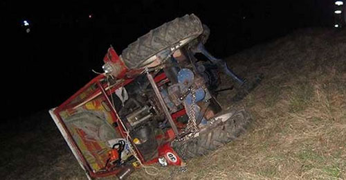 Two dead and 12 wounded in an accident in FYROM